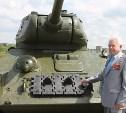 Тульские ветераны Великой Отечественной побывали в парке «Патриот»