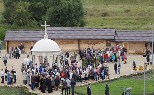 В Себино освятили купели и источник в честь святой блаженной Матроны Себинской-Московской