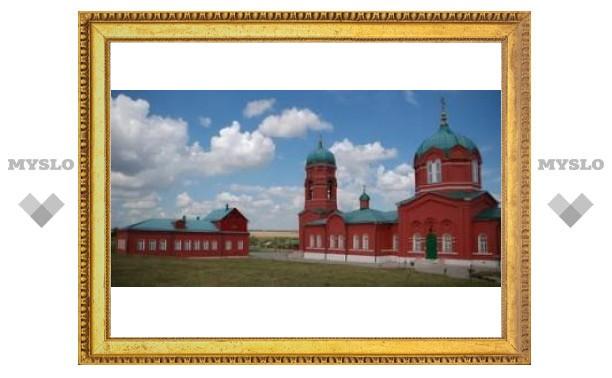 На Куликовом поле восстановят храм