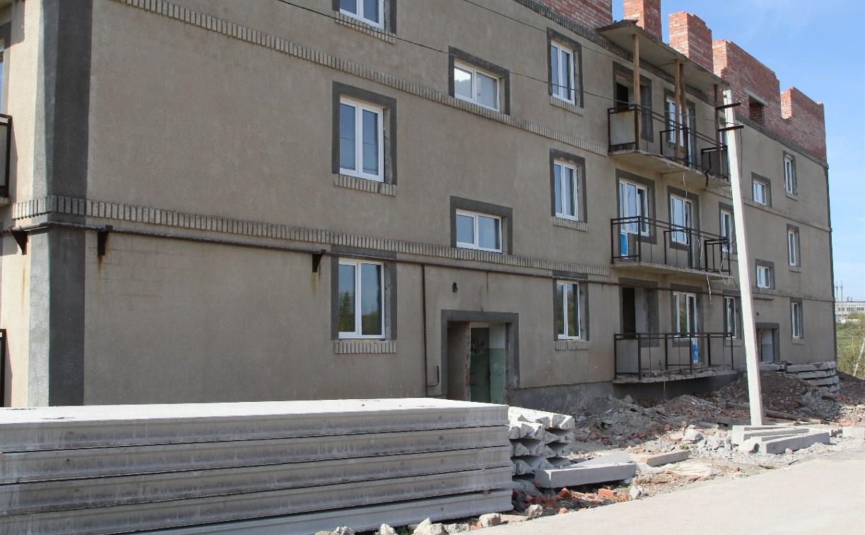 В Тульской области разрабатывается региональная программа по переселению из аварийного жилья