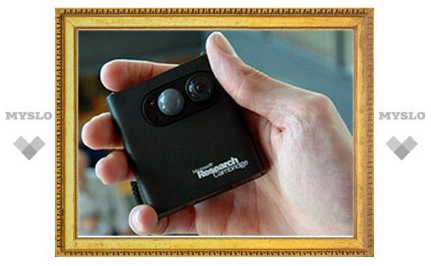 """Британская компания обещает выпустить камеру, которая зафиксирует """"каждый момент вашей жизни"""""""