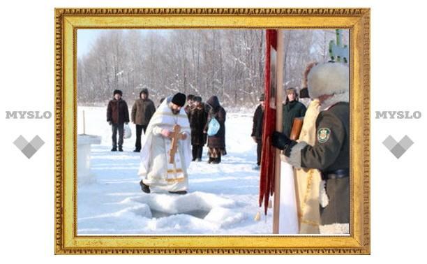 Православные Тульской области отмечают Крещенский сочельник