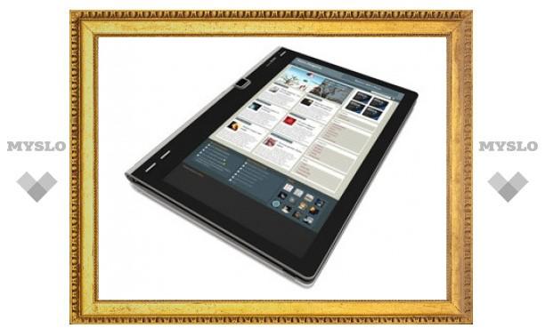 Pixel Qi выпустит гибридный экран для планшетов