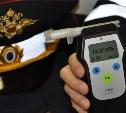 За выходные тульские гаишники задержали 10 пьяных водителей