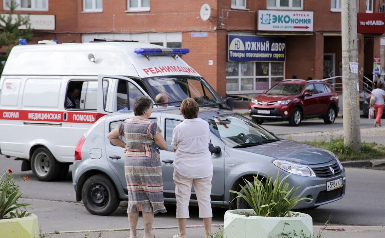 В Туле на Зеленстрое сбили женщину
