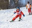 Тульские горнолыжники открыли новый сезон