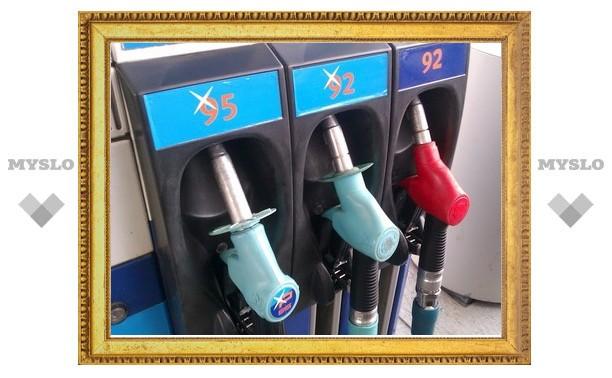 В Госдуму внесен план роста акцизов на бензин