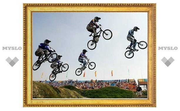 В Туле начали строить трассу для BMX-велосипедов