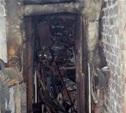 В Богородицке загорелся подвал пятиэтажки