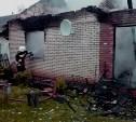 Пожар в Ясногорском районе унёс жизни двух пенсионеров
