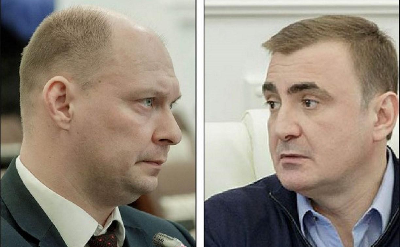 Алексей Дюмин жестко отчитал начальника ГЖИ Леонида Ивченко за бардак в жилищной сфере