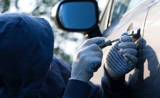 В Туле похититель машины почти 8 месяцев скрывался от правосудия