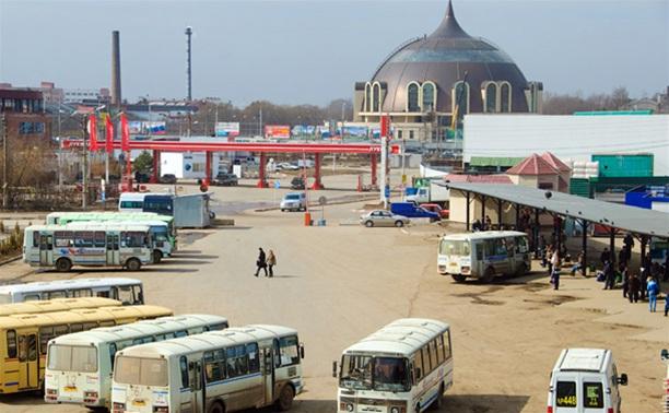 В Москву можно будет уехать только с автостанций?