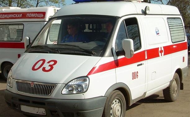 В областную больницу в Туле доставлен подросток с ножевыми ранениями