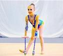 Юные тульские гимнастки привезли серебро из Иваново