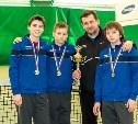 Сборная Тульской области по теннису стала чемпионом России