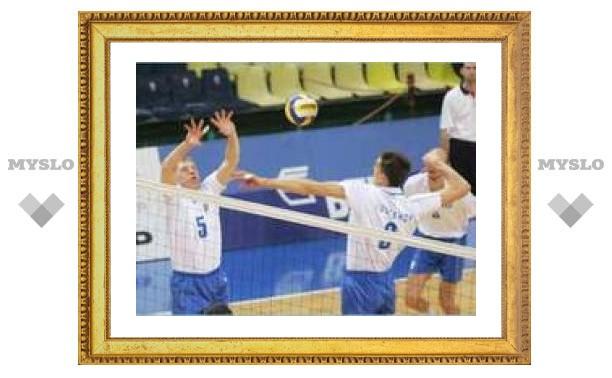 Москва получила финал волейбольной Лиги чемпионов