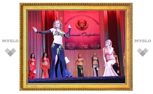 В Туле прошел Всероссийский конкурс по восточным танцам «Золотой Скарабей»