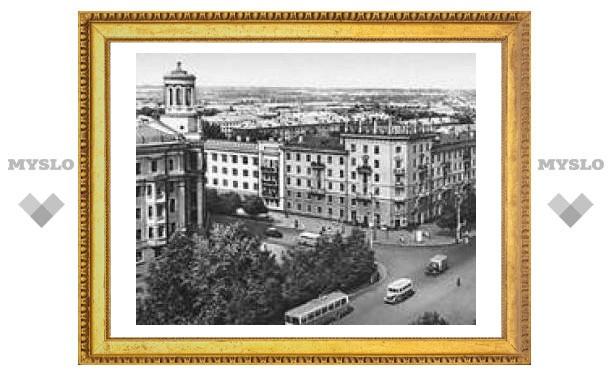Старая Тула ожила на полотнах художника Ошевского