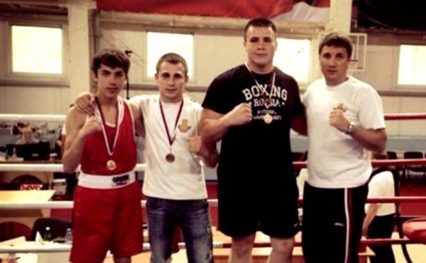 Туляк стал чемпионом округа по боксу