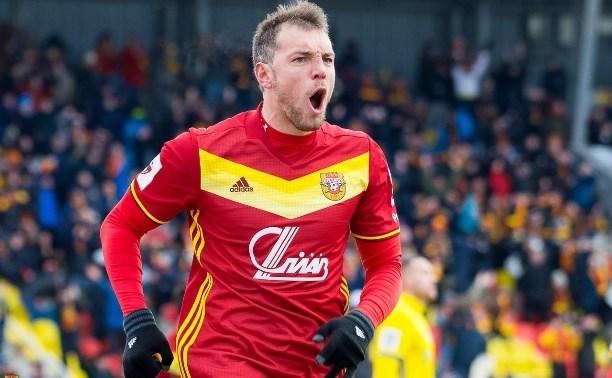 Футболист Артём Дзюба: «В Туле я обрел второе дыхание!»