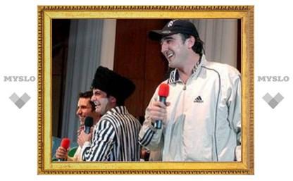 Тульские кавээнщики вышли в четвертьфинал