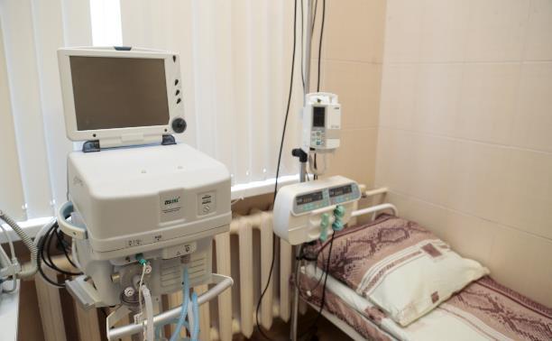 Коронавирус: за сутки в Тульской области вновь зарегистрировано 4 смерти