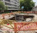 Часть Пролетарского района Тулы осталась без воды