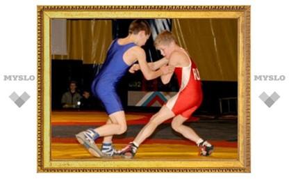 Тульские борцы выиграли медали на Орловщине