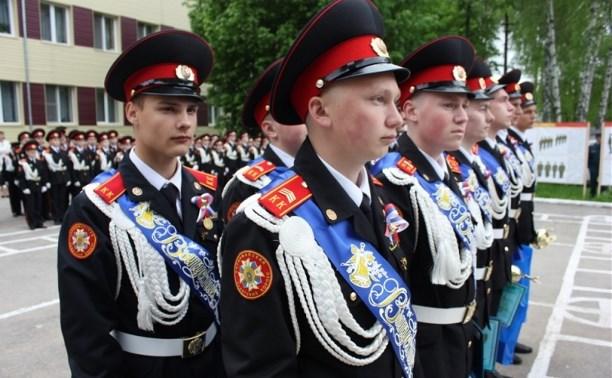 Для курсантов Первомайской кадетской школы прозвенел последний звонок