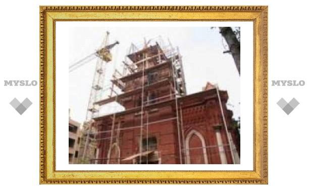 23 декабря: Открытие католического храма в Туле