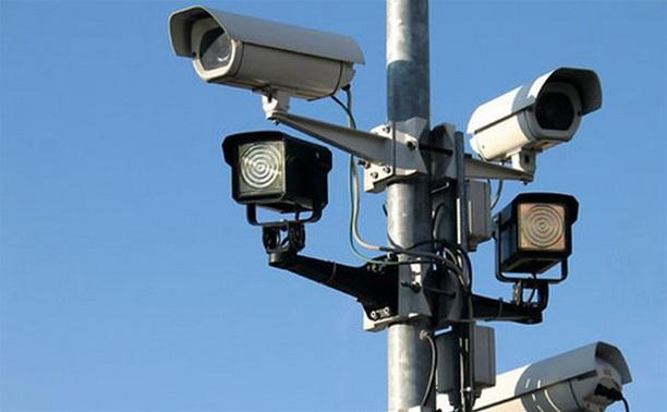 С помощью систем фотовидеофиксации тульские автоинспекторы выявили 133 146 нарушений ПДД
