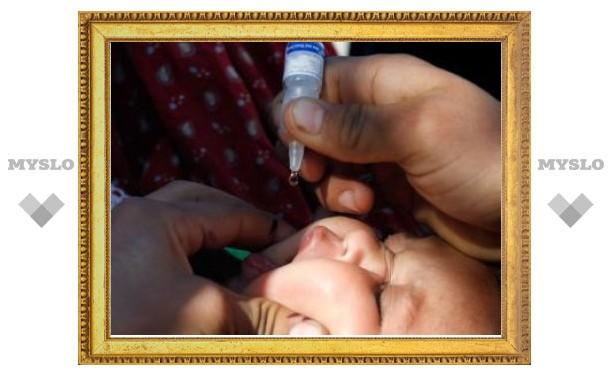 Эксперт ВОЗ выступил против прививок россиян живой вакциной от полиомиелита