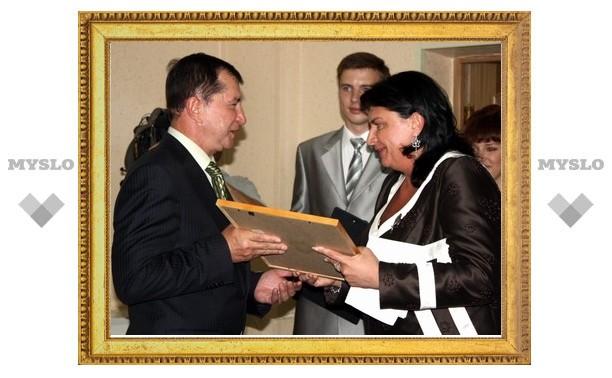В Доме науки и техники наградили врачей
