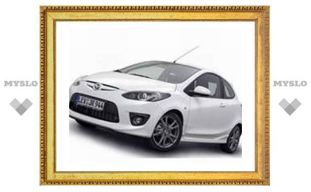 """В Германии появилась особая версия Mazda 2 """"Fit for Fun"""""""