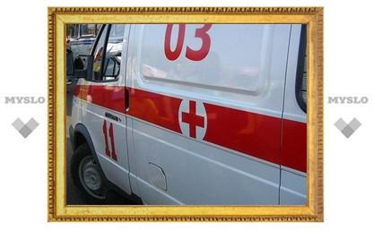 В Тульской области мужчина, выпив лекарственнный препарат, попал в больницу