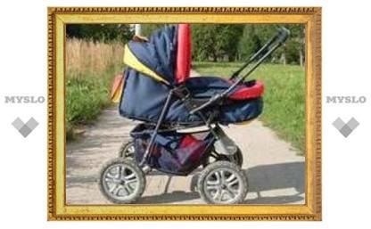 В Ясногорске алкоголичка забыла ребенка на улице