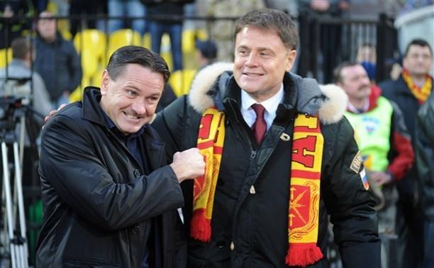 Владимир Груздев: «Мы верим Диме Аленичеву»