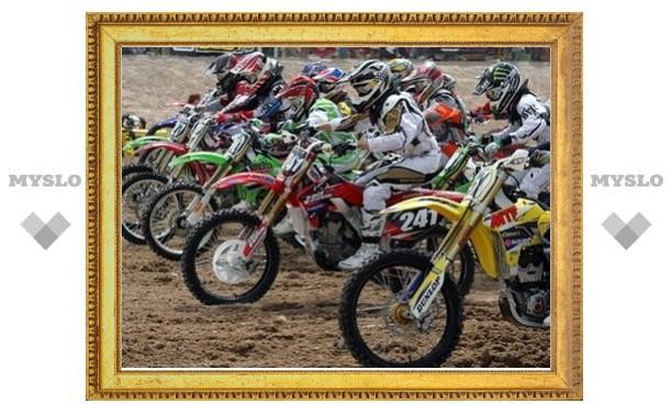 В «Орленке» стартуют Чемпионат и Первенство Краснодарского края по мотокроссу