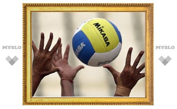Волейболистки «Новомосковочки» едва не сотворили сенсацию