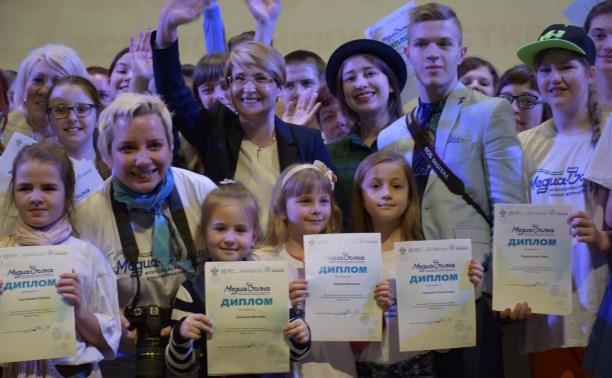 Детская школа телевидения «Телешко» приняла участие во Всероссийском фестивале юных журналистов