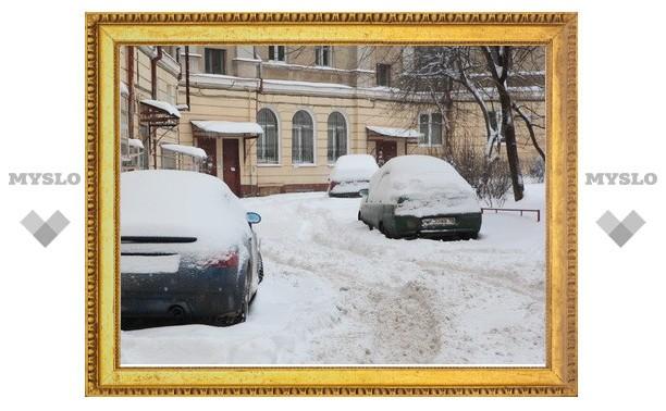 """Прокурор Тулы: """"Тульские дворы завалены снегом!"""""""