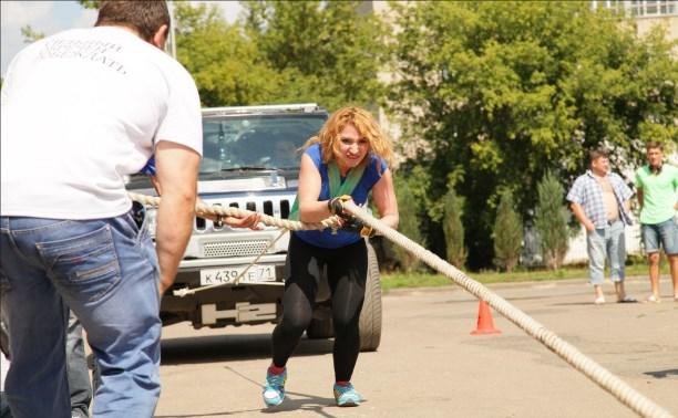 Центральный парк приглашает туляков на День физкультурника