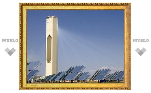 """Европа потратит миллиарды евро на """"солнечный город"""""""