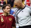Аленичев и Филимонов позволили сборной России выйти в финал «Кубка легенд»