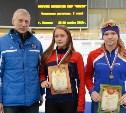 Тульские конькобежцы завоевали полный комплект медалей в Коломне
