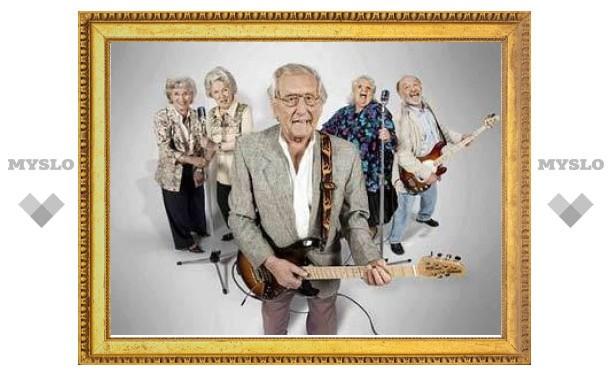 Немецкие пенсионеры сколотили рок-группу