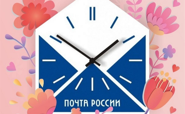 В Тульской области отделения «Почты России» изменят график работы в связи с 8 Марта