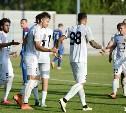 «Арсенал» проиграл «Спартаку» в контрольном матче