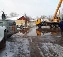 Власти Узловского района: «Авария будет устранена в нормативные сроки»